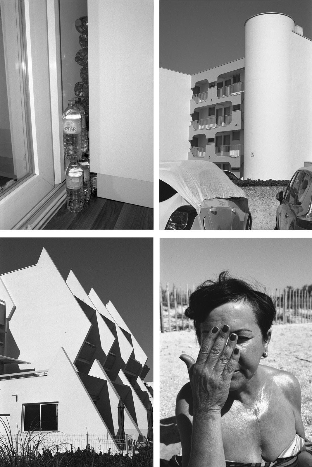 Sans titre, extraits de le Sud et le Feu (titre provisoire), 2015-2016