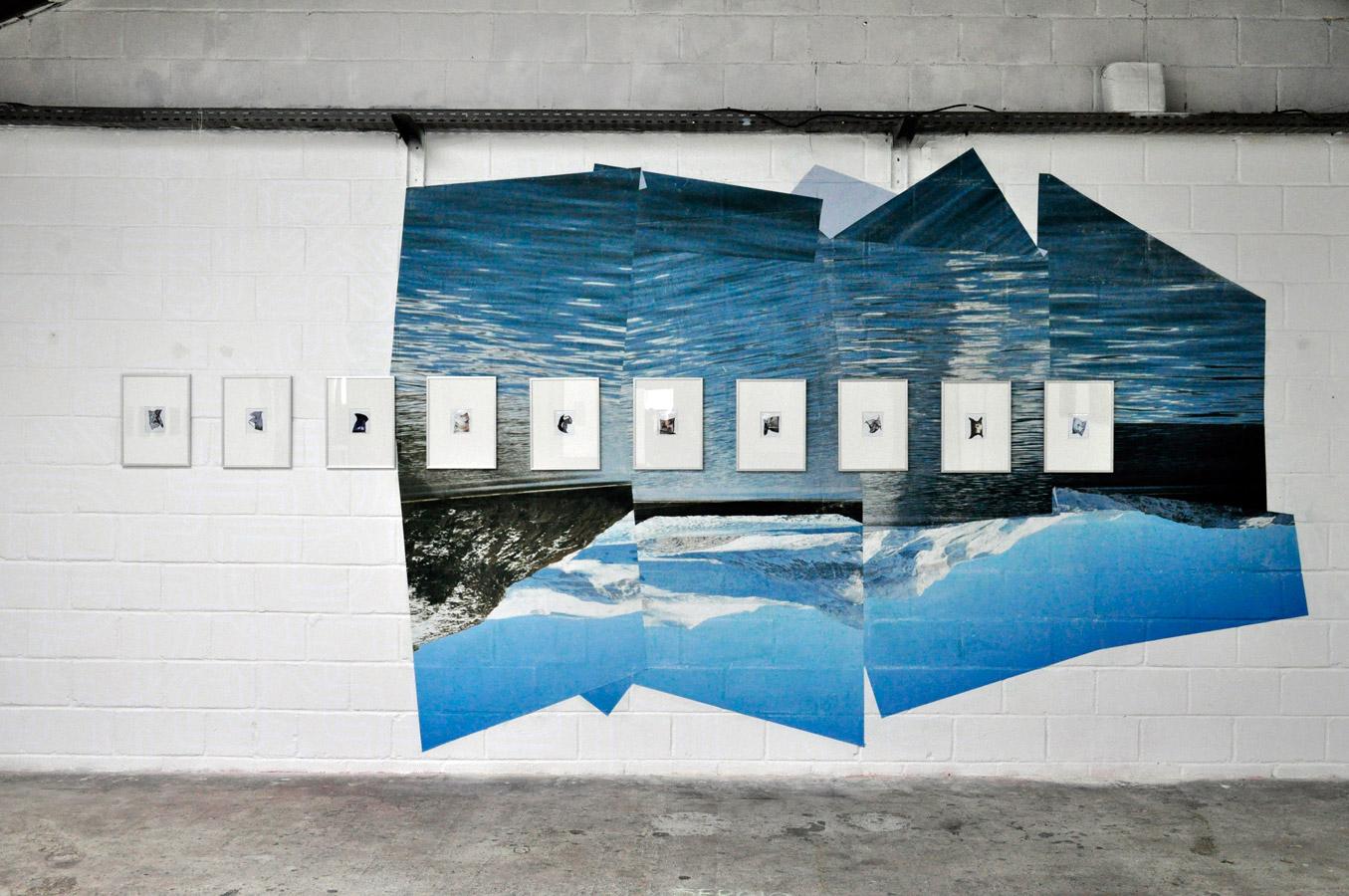 Sergio Valenzuela Escobedo, En el reflejo del agua durmiente, 2016, copyright Sergio Valenzuela Escobedo / Galerie Binôme