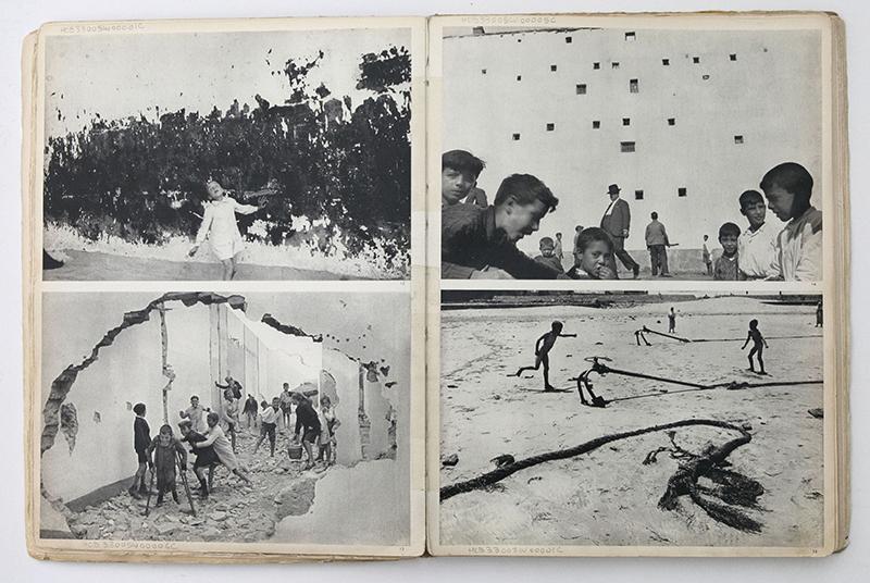 Henri Cartier-Bresson, Images à la Sauvette (Verve, 1952), p. 29-30 Espagne et Maroc espagnol,1933, © Henri Cartier-Bresson / Magnum Photos