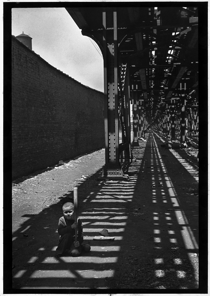 Henri Cartier-Bresson, Images à la Sauvette (Verve, 1952), Chicago, Etats-Unis, 1947 © Henri Cartier-Bresson / Magnum Photos