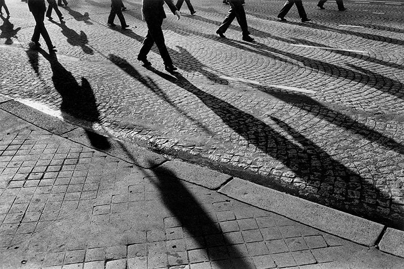 Josef Koudelka, France, 1980 © Josef Koudelka / Magnum Photos © Centre Pompidou / Dist. RMN-GP