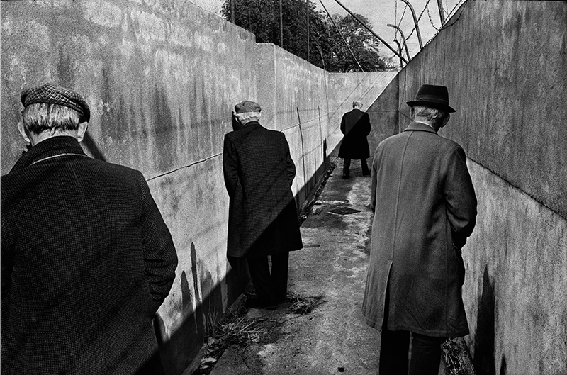 Josef Koudelka, Irlande, 1976 © Josef Koudelka / Magnum Photos © Centre Pompidou / Dist. RMN-GP